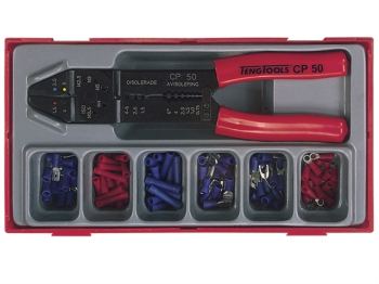 TTCP121 Crimping Tool Set, 121 Piece