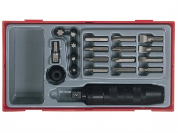 TTID20 Impact Driver Set, 20 Piece - 1/2in Drive