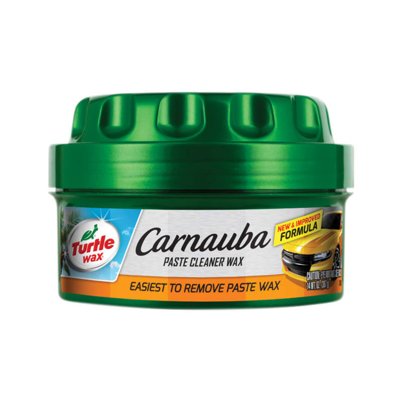 Carnauba Paste Cleaner Wax, New Formula