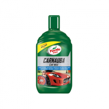 Carnauba Car Wax 500ml
