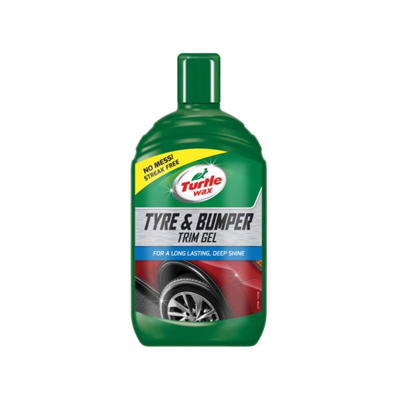 Tyre & Bumper Trim Gel 500ml