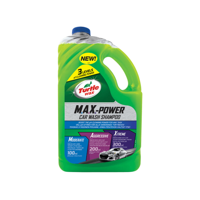 M.A.X.-Power Car Wash Shampoo 3L