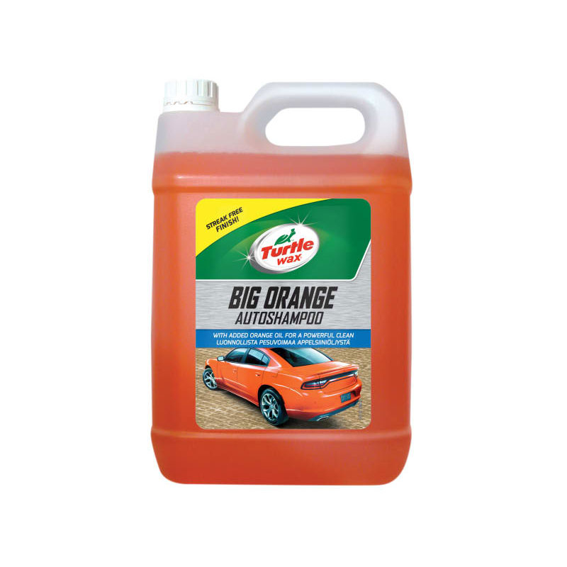 Big Orange Autoshampoo 5L