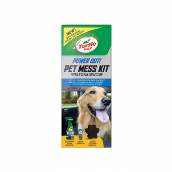 Power Out! Pet Mess Kit