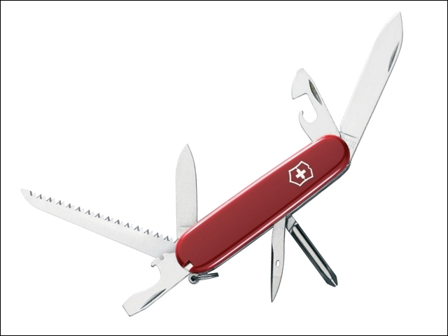 Hiker Swiss Army Knife Red 1461300