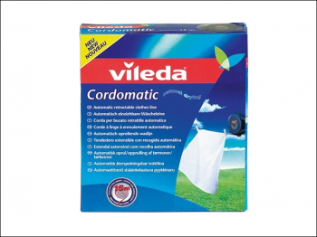 Cordomatic Washing Line 15m