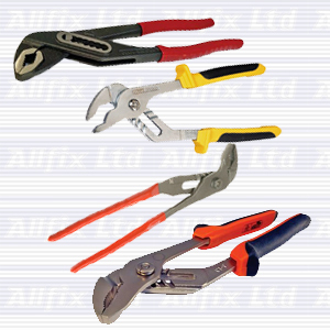 Groove Joint Pliers 200mm - 38mm Capacity