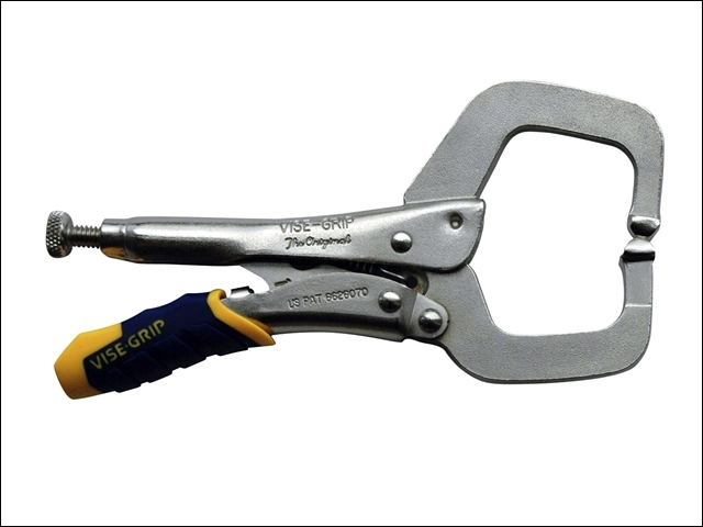 Fast-Release Locking C Clamp 150mm (6in)