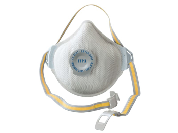 Premium Multipurpose Valved Moulded Mask FFP3