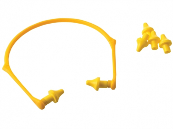 Ear Caps with Foldable Headband SNR 24 dB