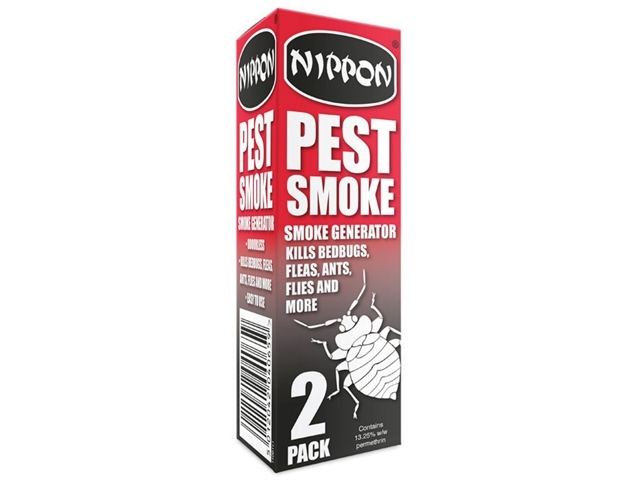 Nippon Pest Smoke Twin Pack
