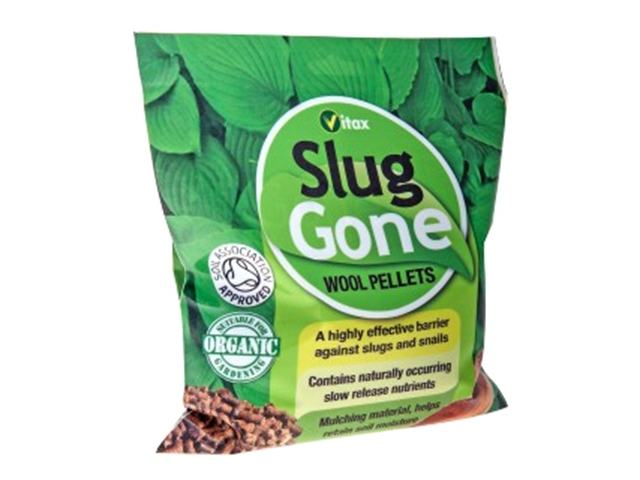 Slug Gone Wool Pellets 3.5 Litre