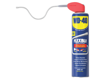 WD-40 Multi-Use with Flexible Straw 400ml