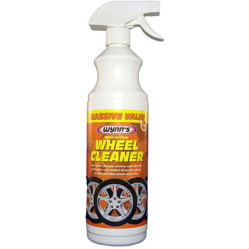 Fast Action Wheel Cleaner Spray 1 Litre
