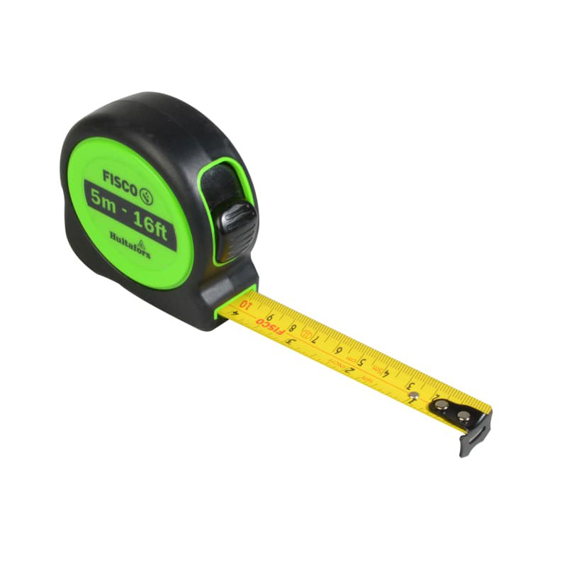 FISCO XMS18 TAPEA15 Hi-vis tape 5mt/16ft