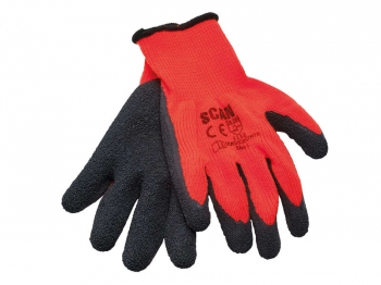 SCAN XMS19 GLATEX5 Pack of 5pairs thermal gloves