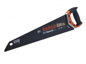 XMS19SAW22 Bahco Superior Handsaw 550mm 9tpi