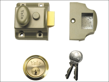 723 Deadlatch 40mm Backset ENB Finish Box