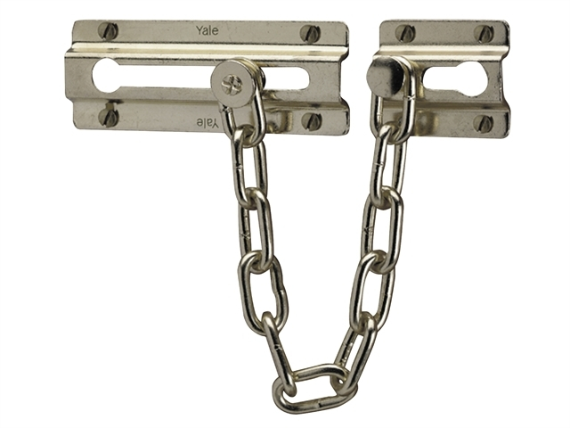 P1037 Door Chain Chrome Finish