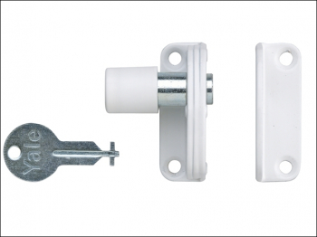 P123 Sash Window Presslock White