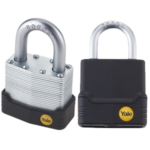 High Security Laminated Padlock 55mm