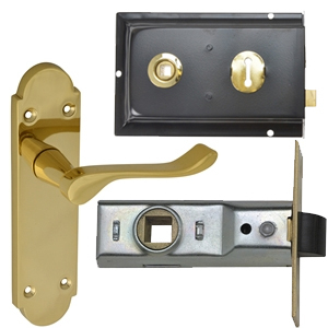 Doormaster Multi-Point Profess ional Replacement PVCu Lock YD