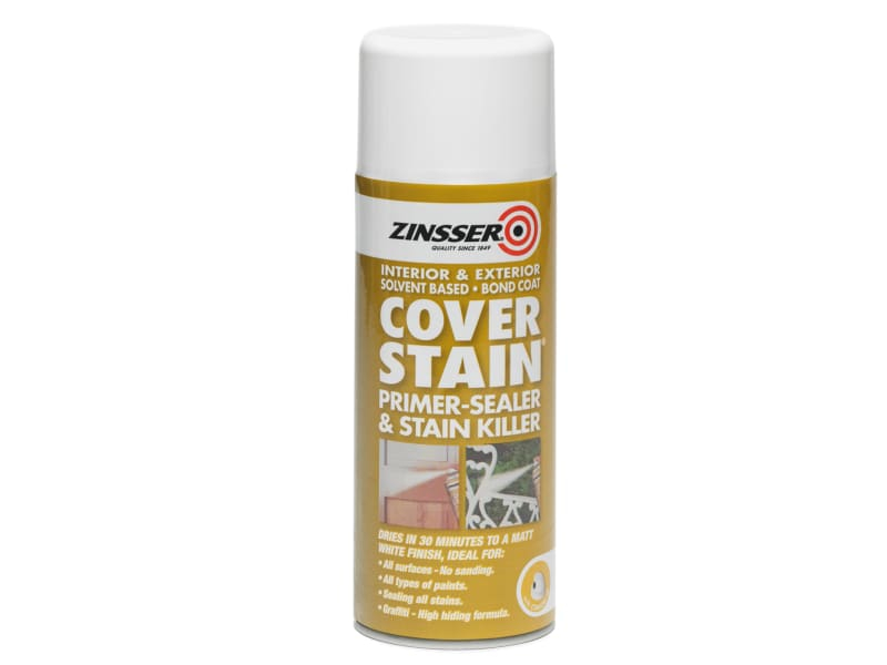 Cover Stain Primer - Sealer Aerosol 400ml