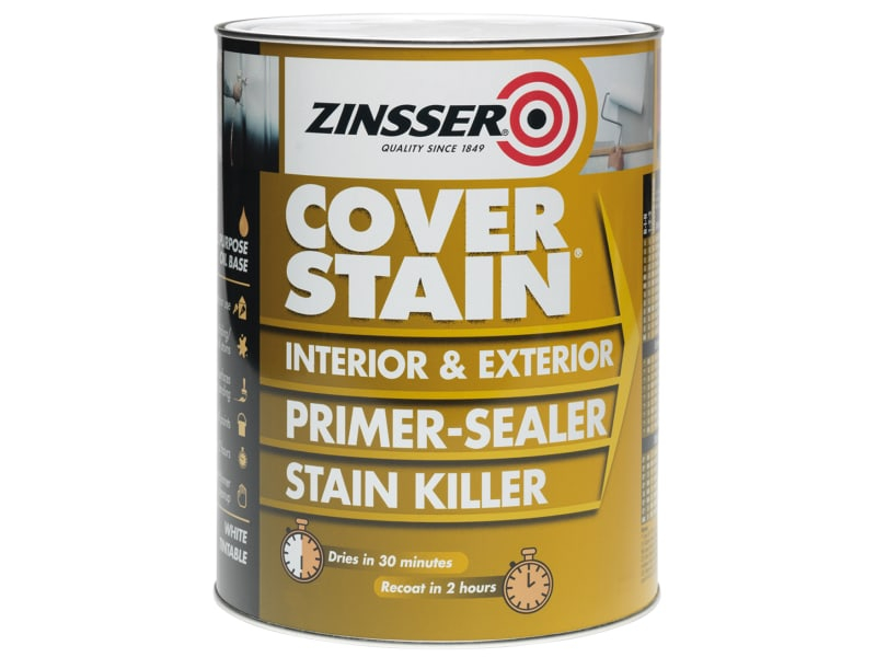 Cover Stain Primer - Sealer 500ml