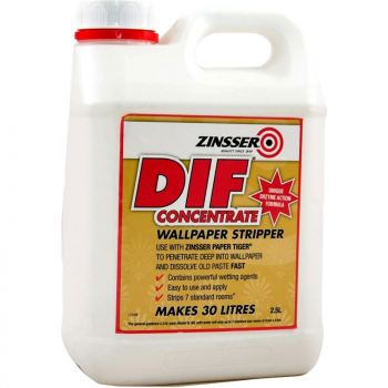 DIF Concentrate Wallpaper Str ipper 2.5 Litre
