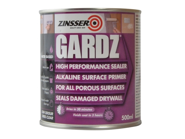 Gardz Sealer Primer 500ml