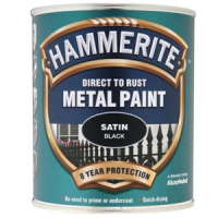 Hammerite - Satin Finish