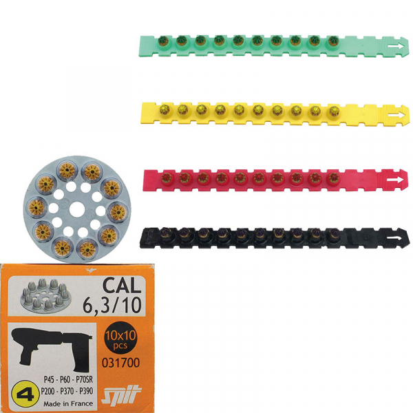 Cartridge Strips/Discs