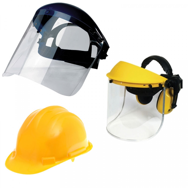 Safety Helmets And Shields