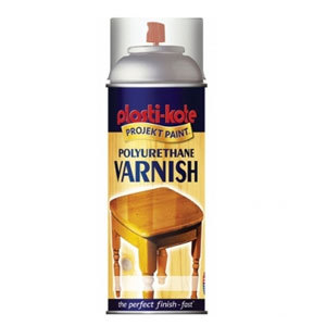 Varnish Spray
