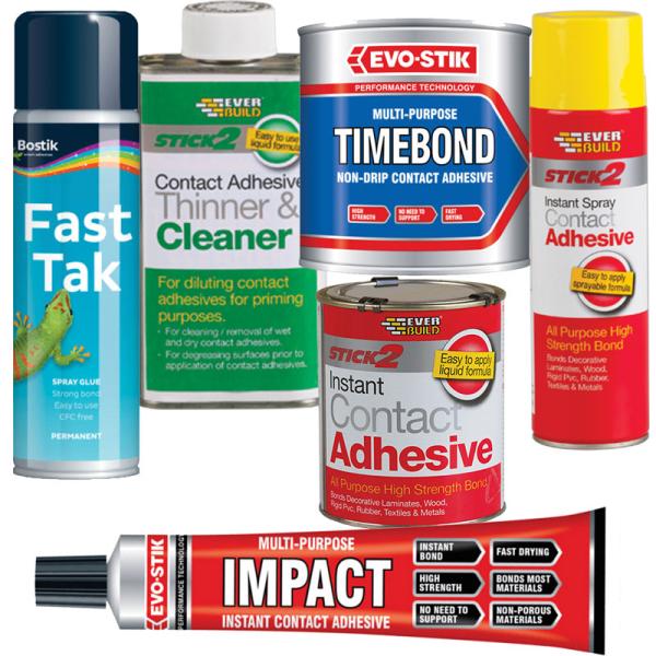 Adhesives - Contact & Spray Welcome to Allfix Online - Allfix eShop