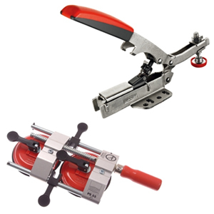 Toggle Clamps & Seaming Tool