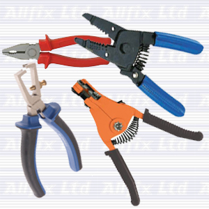 Wire Stripping & Crimping Pliers