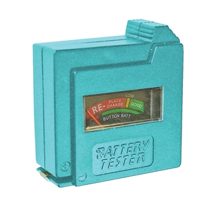 Battery Bulb & Fuse Testers