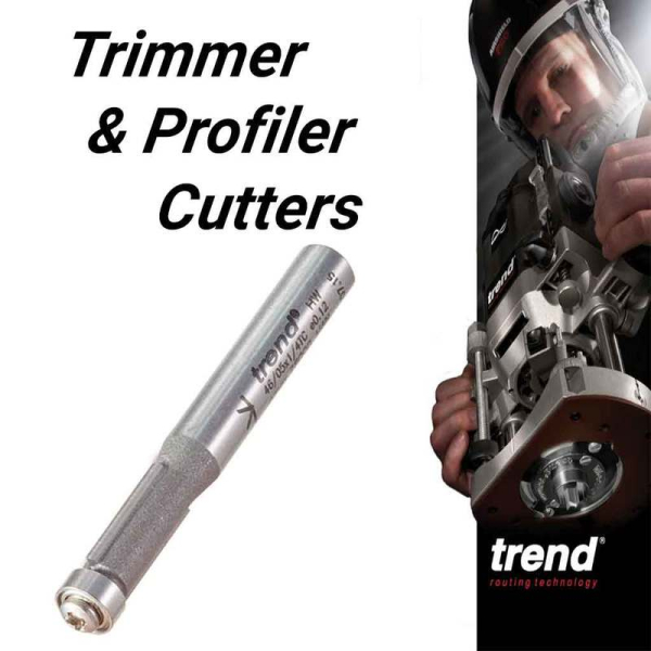 Trimmer & Profiler Cutters