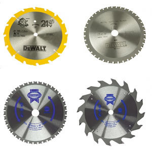Trimsaw Blades for Cordless Saws