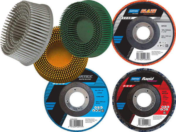 Abrasives - Surface Conditioning
