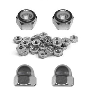 Nuts Imperial Stainless Steel