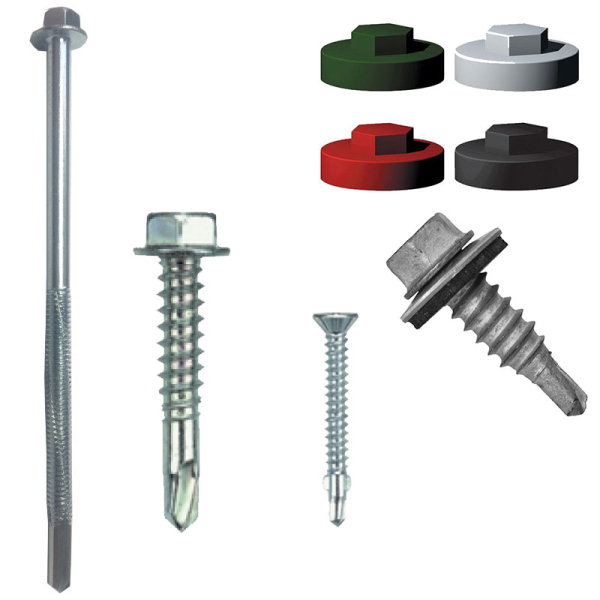 Tek Screws (Roofing & Cladding Screws) Welcome to Allfix