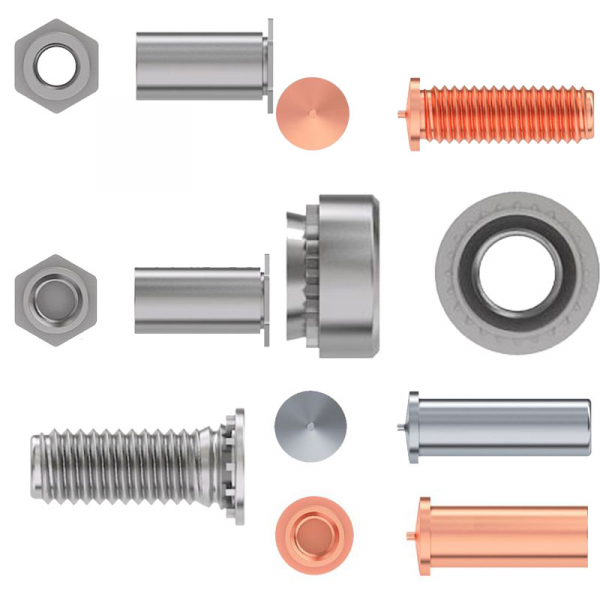 Weld Studs & Self Clinch Fasteners