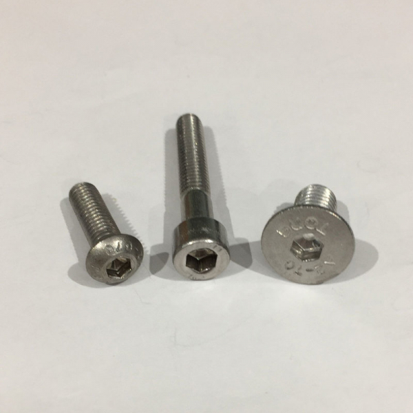 Socket Screws Zinc Plated
