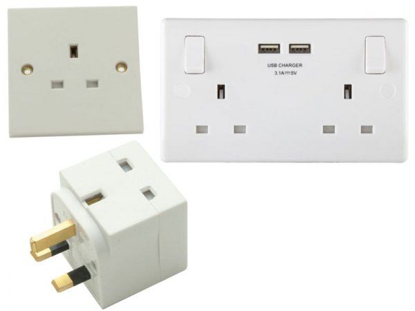 Sockets and Adapters