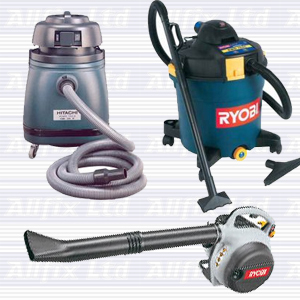 Vacuums, Dust Extraction & Blowers