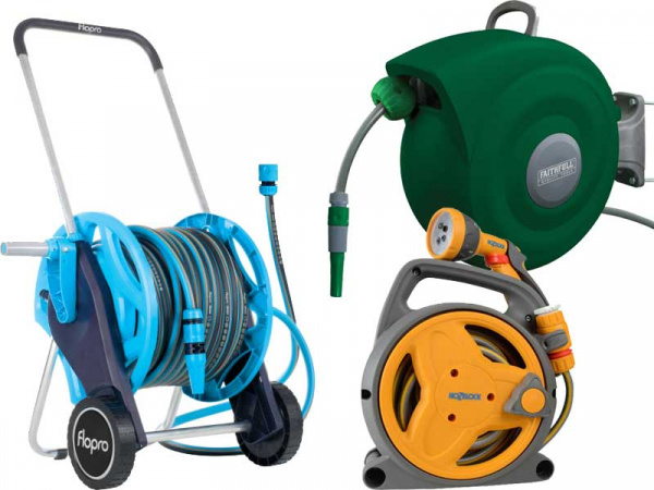 Hose Reels, Carts & Guides