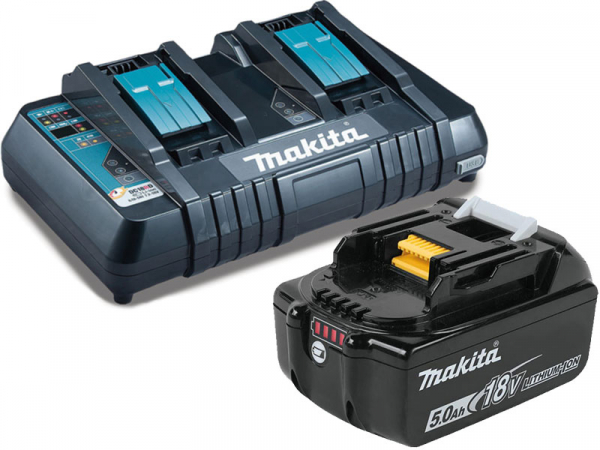 Makita Batteries & Charger