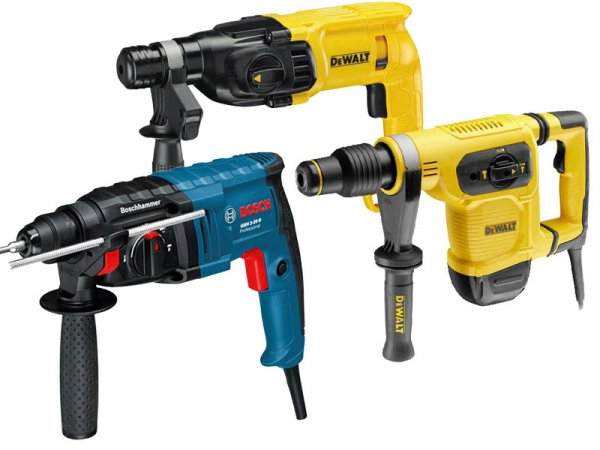 SDS & Hammer Drills Mains